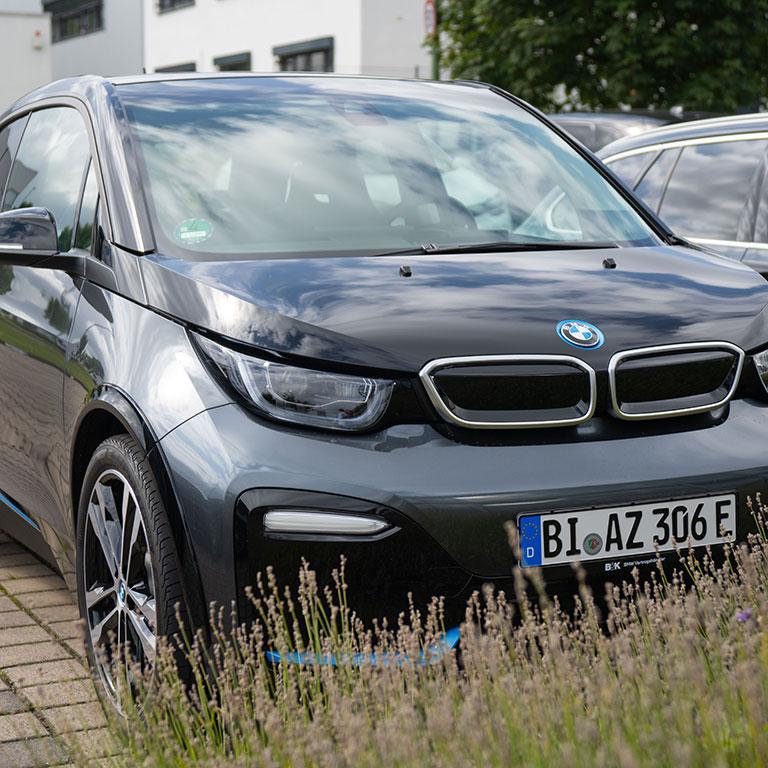 E-Auto BMW i3