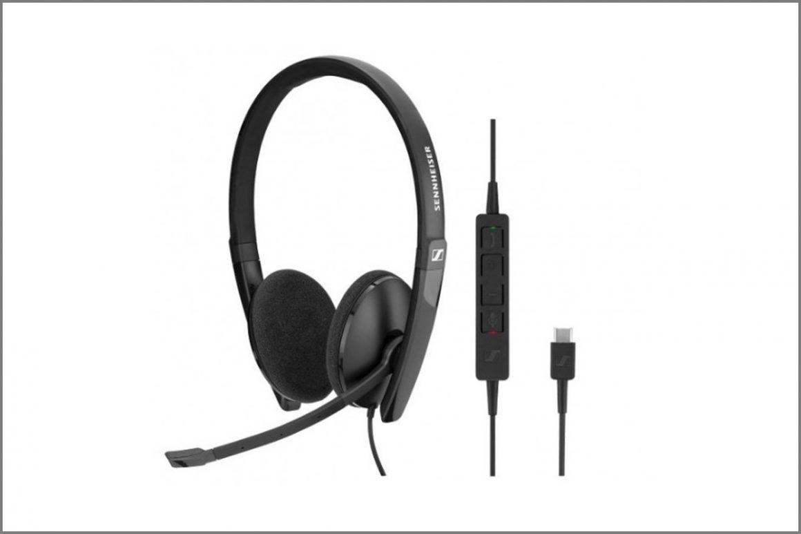 A bis Z TeleCom Bielefeld - Sennheiser SC 100 Headset