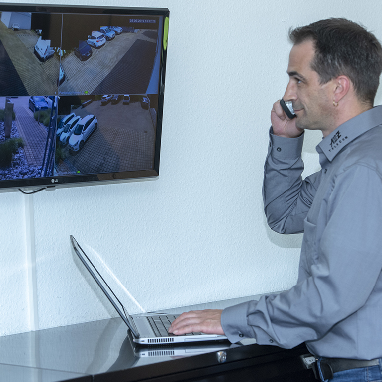 A bis Z TeleCom Bielefeld - Videoüberwachung