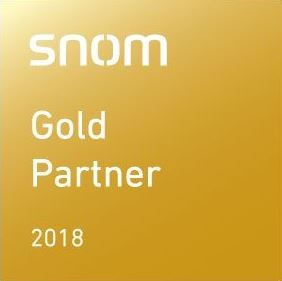 A bis Z TeleCom Bielefeld - Partner Snom Logo