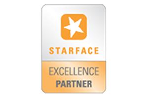 A bis Z TeleCom Bielefeld - Starface Logo