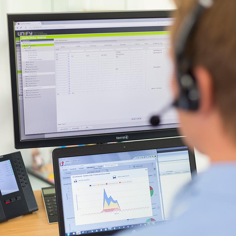 A bis Z TeleCom Bielefeld - Analyse & Konfiguration